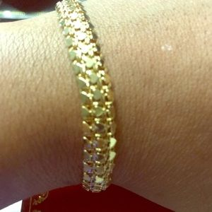 Solid 14k heavy gold